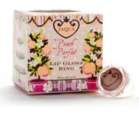 Jaqua Peach Parfait Lip Gloss Ring