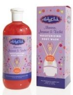 Lucky Chick Mimosa, Jasmine and Violet Moisturizing Body Wash