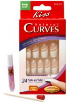 Kiss Natural Curves Nail Kits