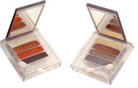 Models Prefer Quad Eyeshadows
