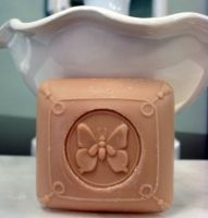 Melange Apothecary Cote Bastide Amber Butterfly Soap