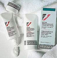 Mavala Conditioning Moisturizer for Feet