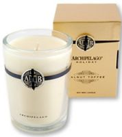 Archipelago Botanicals Walnut Toffee Candle