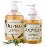 Olivella 100% Virgin Olive Oil Liquid Soap