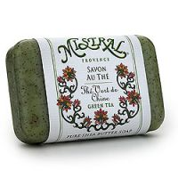 Mistral Green Tea French Shea Butter Soap