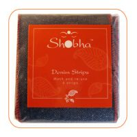 Shobha Madhu Reusable Denim Strips