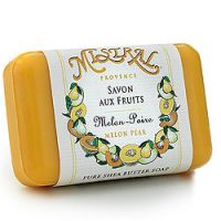 Mistral Melon Pear French Shea Butter Soap