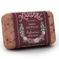 Mistral Rose Petal French Shea Butter Soap