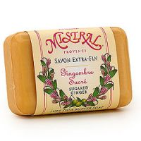 Mistral Sugared Ginger French Shea Butter Soap