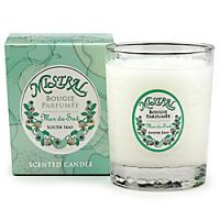 Mistral South Seas Faceted Glass Candle