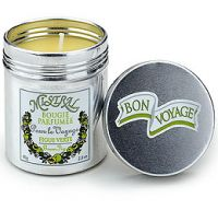 Mistral Green Fig Petite Scented Travel Candle