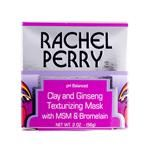 Rachel Perry Clay and Ginseng Texturing Mask with MSM and Bromelain