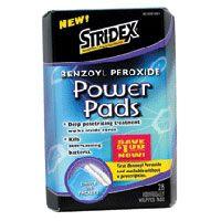 Stridex Power Pads