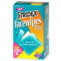 Stridex Face Wipes To Go