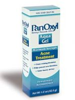 Stiefel Laboratories PanOxyl Aqua Gel