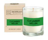 Archipelago Botanicals Cucumber Melon Votive Candle
