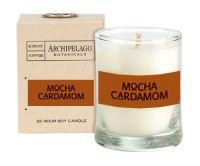 Archipelago Botanicals Mocha Cardamom Votive Candle