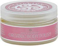 Trillium Organics Body Polish - 8oz