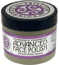Trillium Organics Advanced Organic Face Polish with Evening Primrose and Cranberry