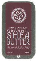 Trillium Organics Shea Butter Tin