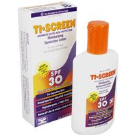 Pedinol Ti-Screen Sunscreen SPF 30 w/Parsol