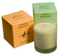 Simply Organic Beeswax Candles