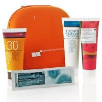 Korres Natural Products Suncare Beauty Kit