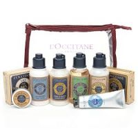 L'Occitane Shea Butter Travel Treasures Kit