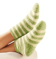 Avon liiv botanicals Aloe Infused Sock