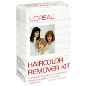 L'Oréal Paris Haircolor Remover Kit