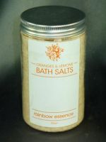 Rainbow Essence Oranges & Lemons Bath Salts