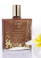Lucy B Frangipani Bronzing Shimmer Oil