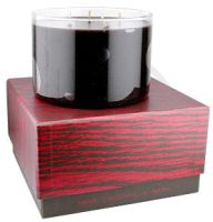 Burn Rare Cascarilla Bark Candle