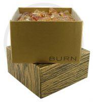 Burn Rare Precious Amber Ambient Rocks