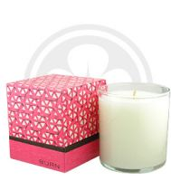 BURN FRESH Fresh Cranberry Pear Candle