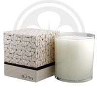 BURN FRESH Fresh Vanilla Cream Candle