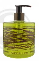 BURN LIQUID Kaffir Lime Basil Hand Wash
