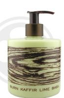 BURN LIQUID Kaffir Lime Basil Hand Lotion