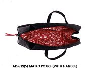 Chidoriya Maiko Pouch with Handle