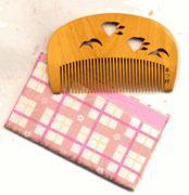 Chidoriya Otomo Chidori Tsuge Boxwood Comb