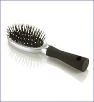 Scunci Satin Touch Cushion Purse Brush