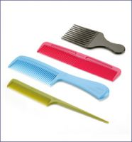 Scunci Fastdry 4 Pack Basic Family Combs