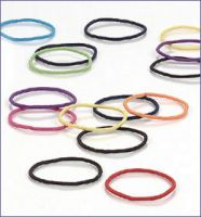 Scunci Large Thin No Damage Elastics