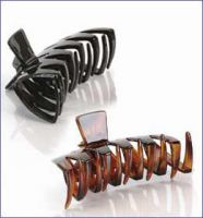 Scunci French Designed Zig-Zag Jaw Clips