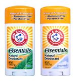 No. 20: Arm & Hammer Essentials Natural Deodorant, $3.49