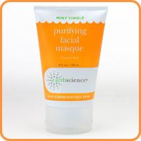 Earth Science Mint Tingle Facial Masque