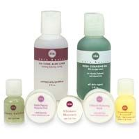 Zia Natural Skincare To Go Kit, Normal Skin