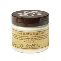 Carol's Daughter Lemon and Rose Hand Cream