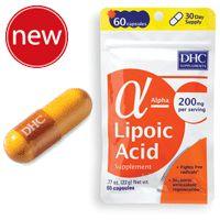 DHC Alpha Lipoic Acid