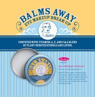 the Balm BalmsAway Eye Makeup Remover